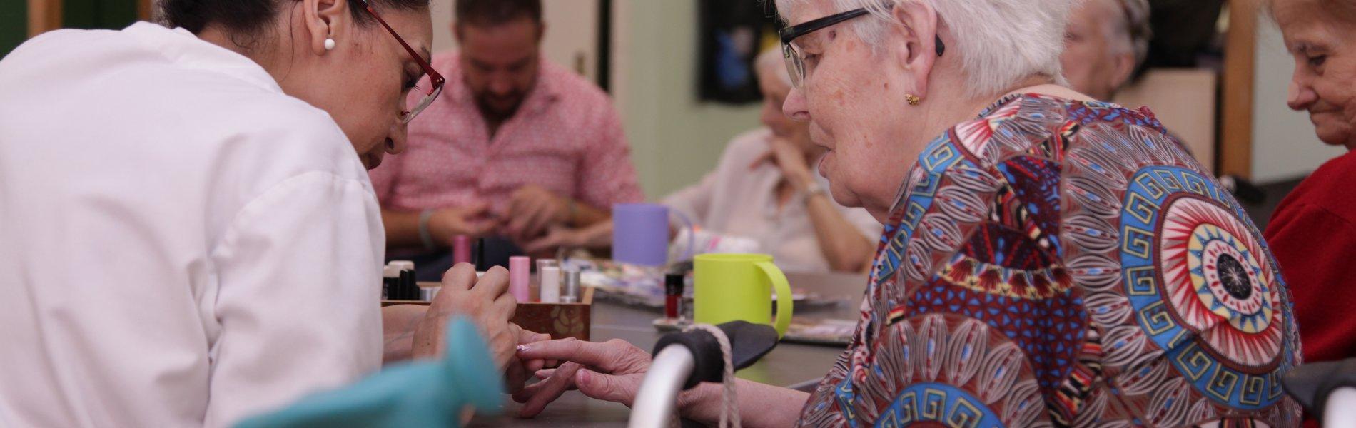 Gestió de residències i centres de dia per gent gran Accent Social