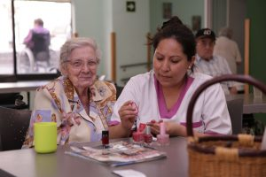 Accent Social - Pisos amb serveis per la gent gran