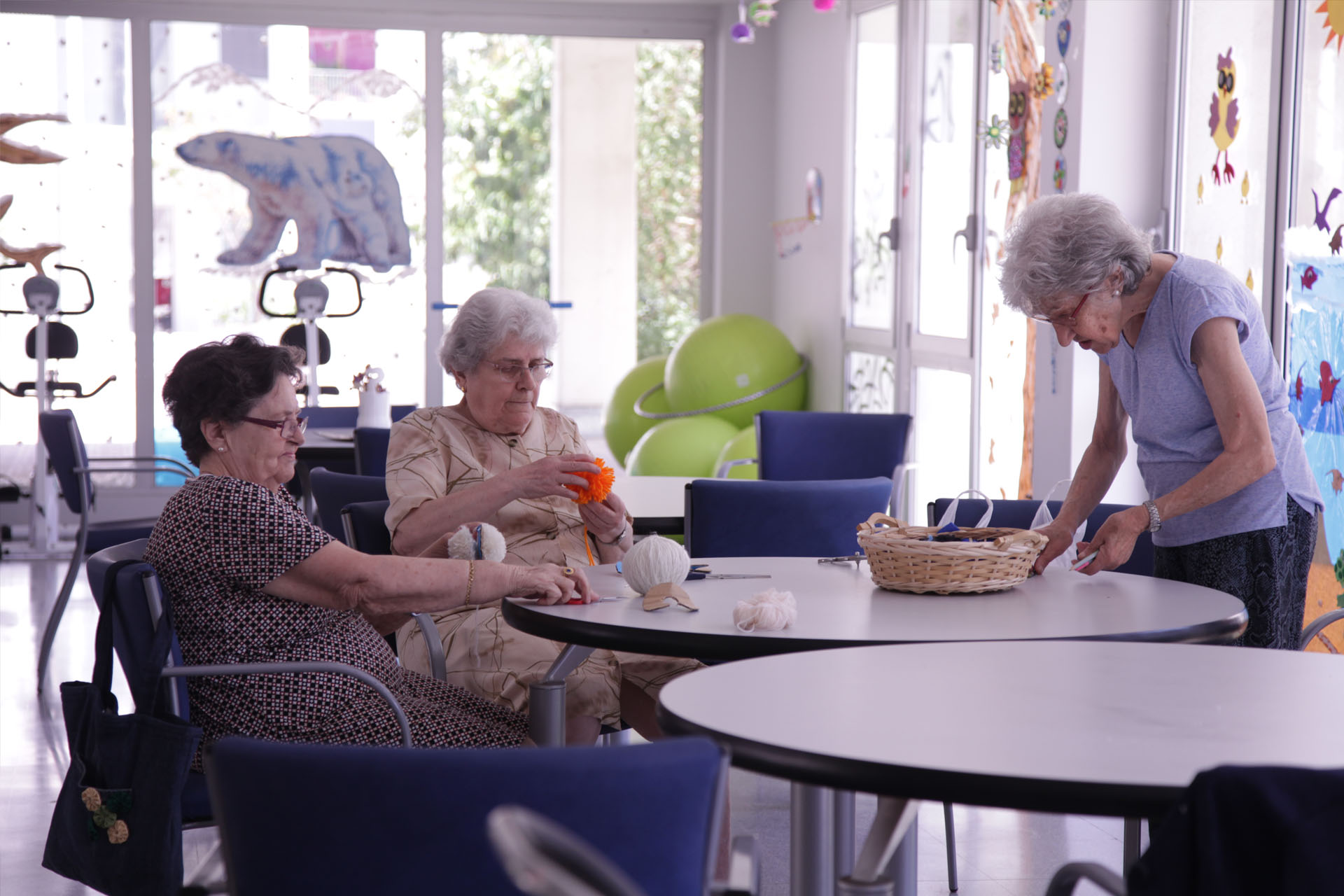 Accent-Social-Habitatges amb serveis per a la gent grann