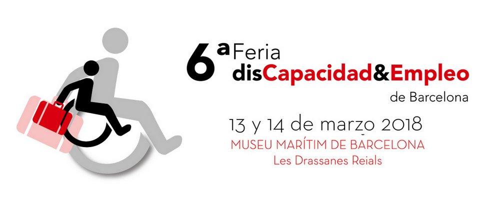 Fira Discapacitat i Ocupació 2018 de Barcelona