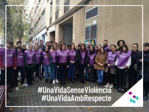 25N Dia contra la violència de gènere Accent Social