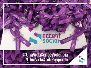 25N Dia contra violència gènere Accent Social