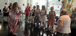 Envelliment actiu, tallers per a la gent gran a Accent Social