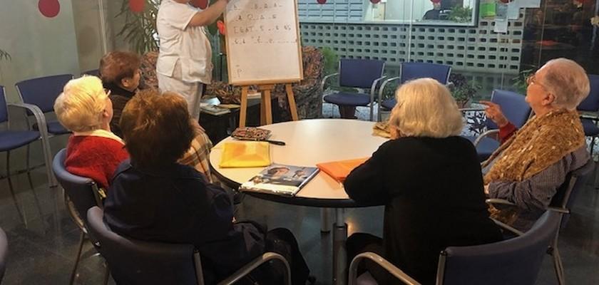 Fem comunitat centre de dia gent gran Can Travi