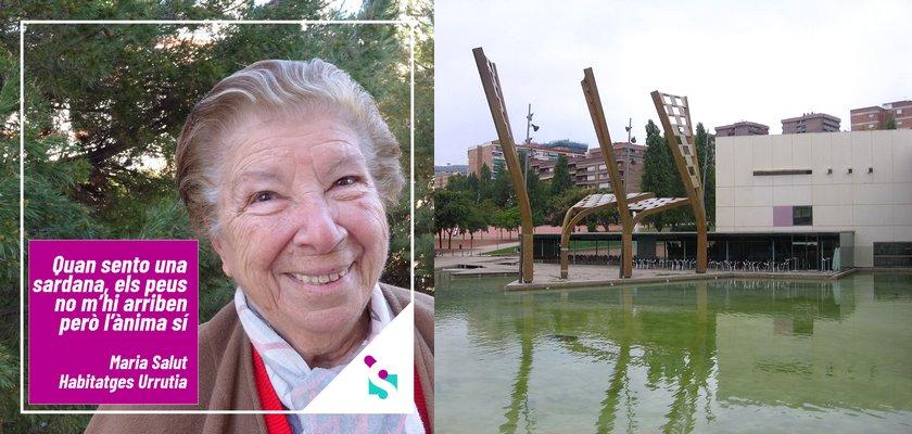 Arts escèniques als habitatges gent gran d'Urrútia Barcelona