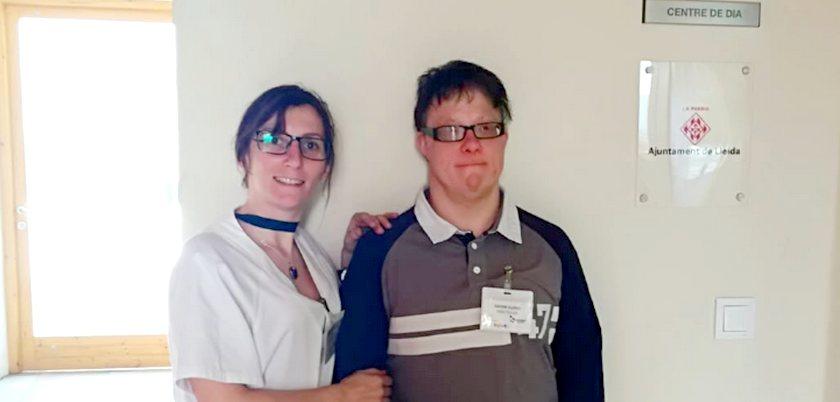 Integració sociolaboral Associació Síndrome Down Lleida
