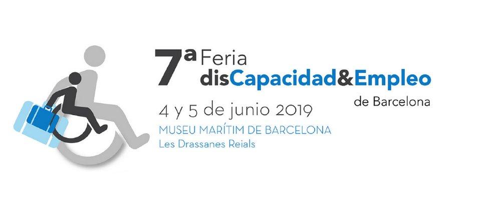 7a Feria Discapacidad y Empleo Barcelona
