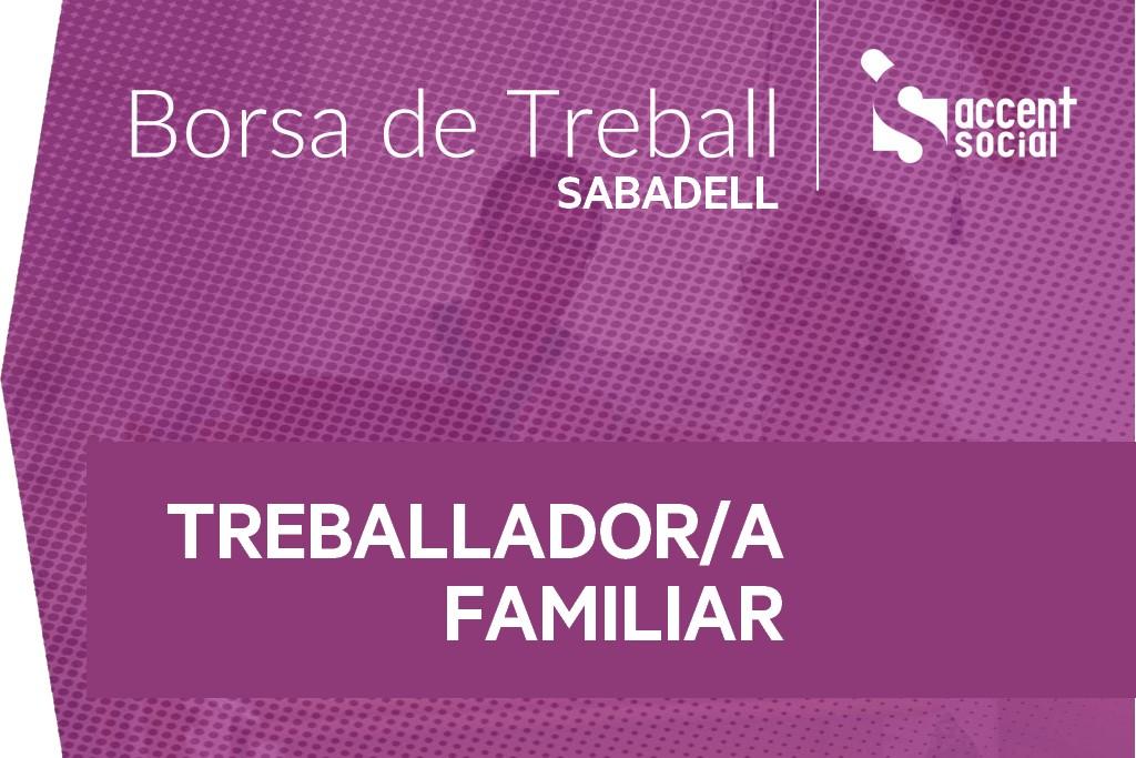 Oferta Borsa Treball Sabadell
