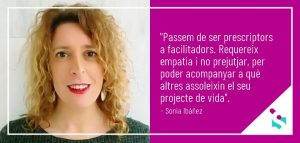 Ètica de la cura - Sonia Ibáñez
