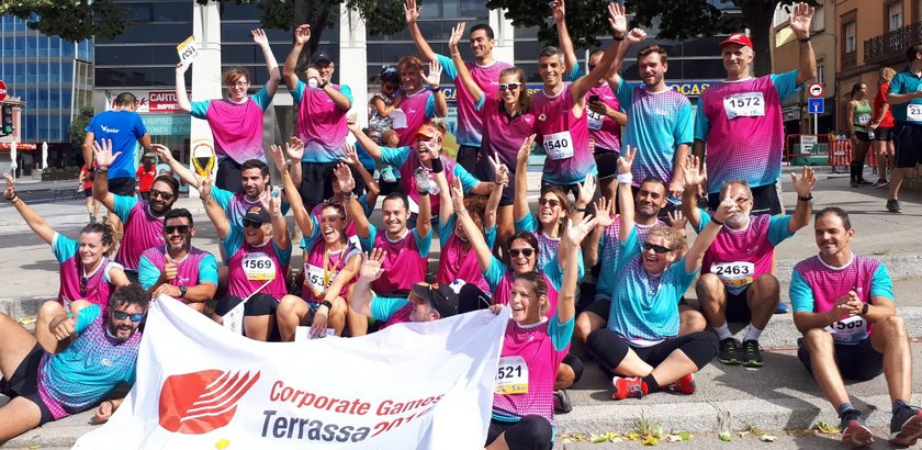 Accent Social als Corporate Games Terrassa 2019