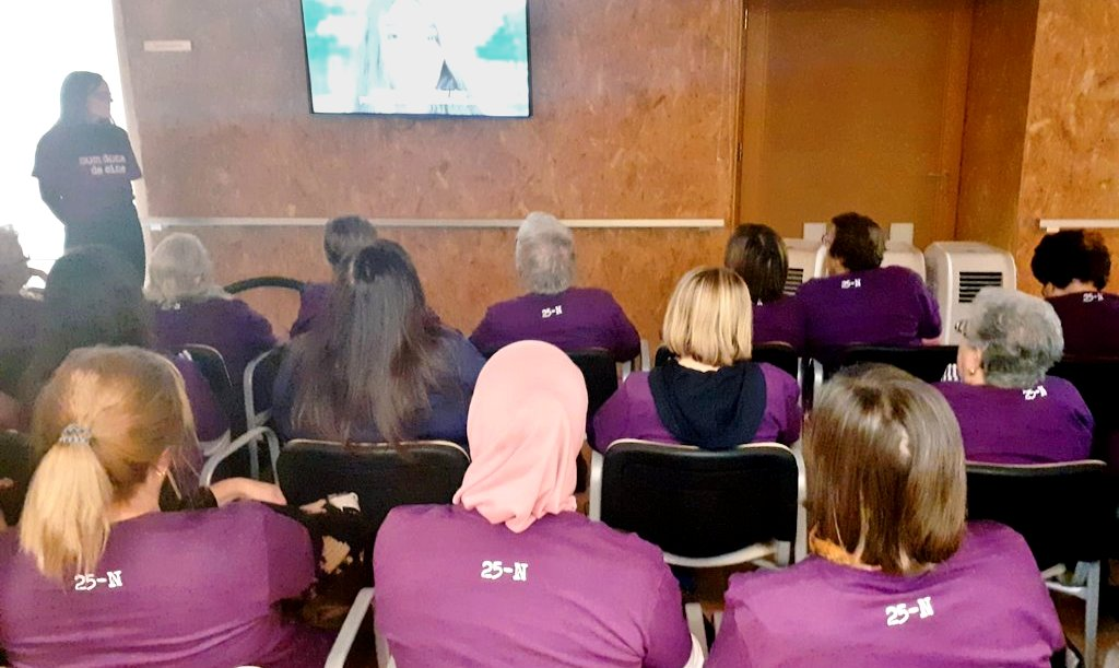 Cine fòrum sobre violència masclista al SAD Segrià