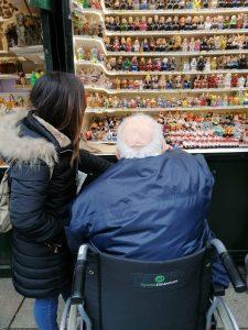 Exercici de reminiscència amb gent gran Accent Social