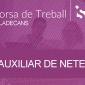 Oferta Borsa Treball Neteja Viladecans