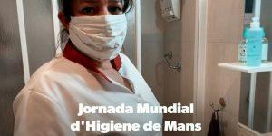 Dia Mundial Higiene de Mans 2020