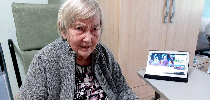 Activitat de música i reminiscència per a la gent gran