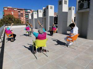 Psicomotricitat per a Gent Gran als Habitatges amb Serveis Pere IV