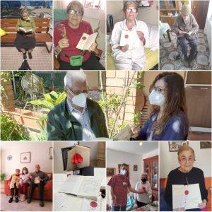 Diada Sant Jordi i llibres solidaris Servei Atenció Domiciliària