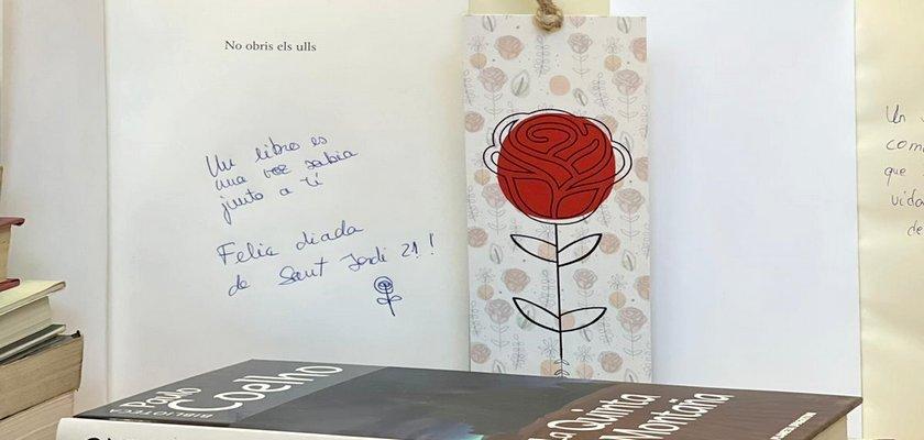 Sant Jordi roses llibres i oportunitats