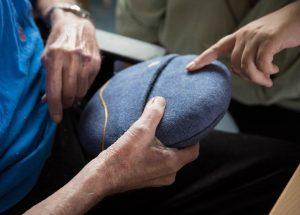 Tecnologia al servei de les persones grans - Coixí d'estimulació sensorial Inmurelax