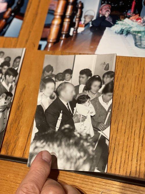 Reminiscència i records a través de fotografies antigues