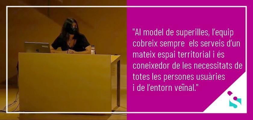 Model de superilles socials a Sabadell