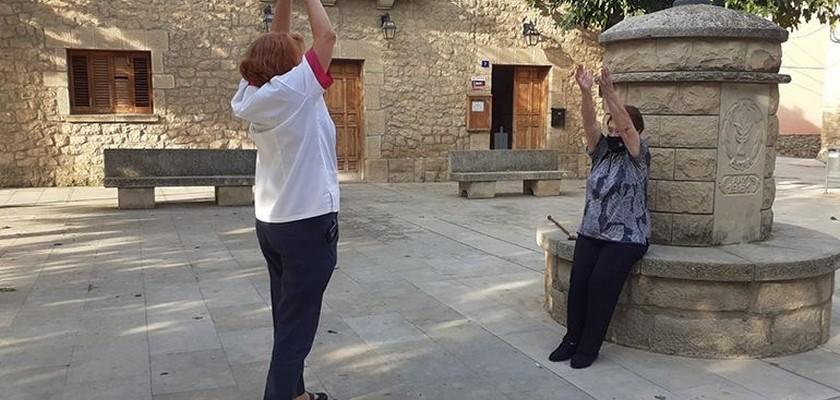 Serveis d'Atenció Domiciliària SAD a zones rurals de Catalunya